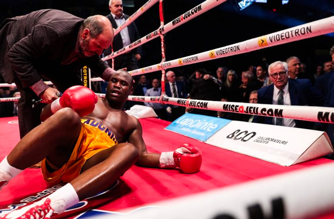 ADONIS STEVENSON HOSPITALIZED IN CRITICAL CONDITION FOLLOWING KO LOSS TO OLEKSANDR GVOZDYK