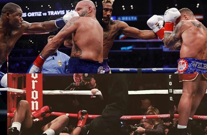 Wilder vs Fury Undercard Round Up