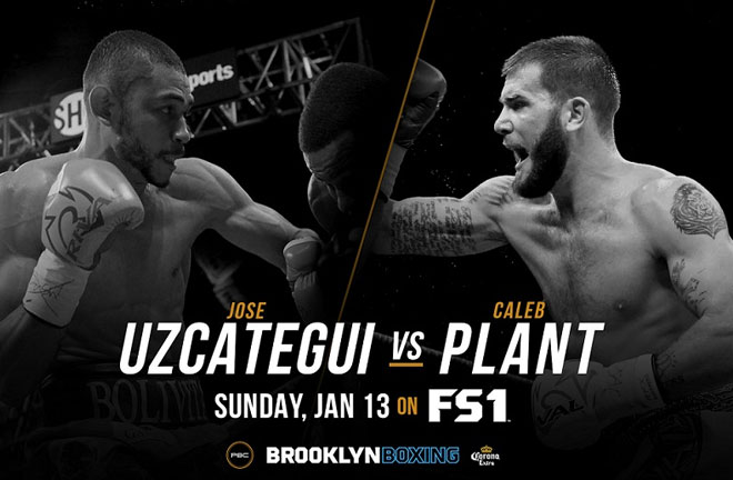 Uzcategui v Plant – Big Fight Preview & Prediction. Photo Credit: Brooklyn Boxing