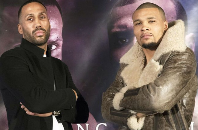 DeGale v Eubank Confirmed For February 26. Photo Credit: SkySports