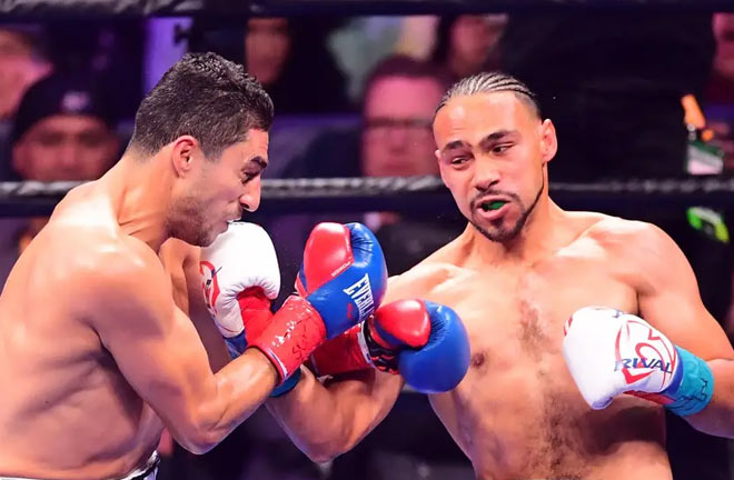Thurman calls out Pacquiao. Photo Credit: Evening Standard