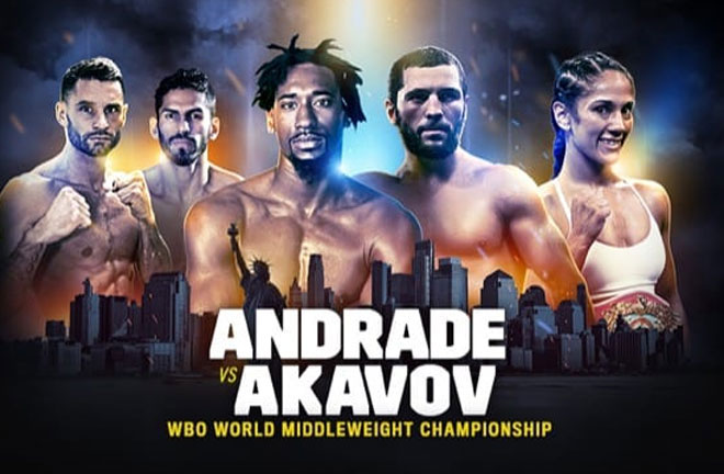 DAZN New York Show – Undercard Previews & Predictions. Photo Credit: msg.com