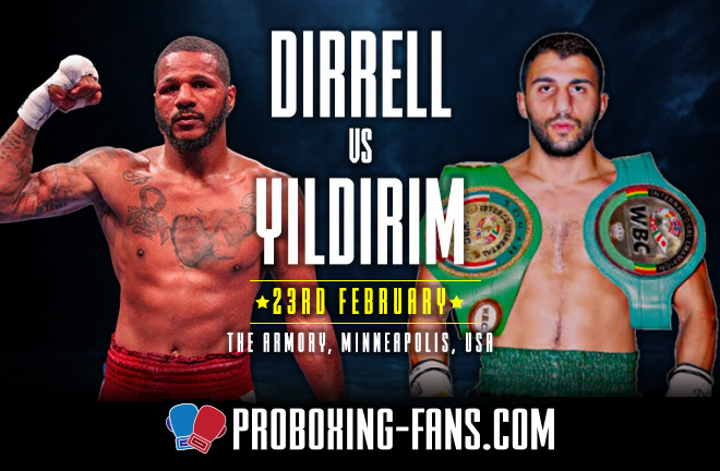 Dirrell vs. Yildirim – Big Fight Preview & Prediction