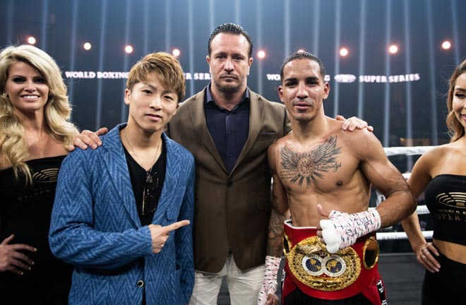 Naoya Inoue faces Emmanuel Rodriguez on May 18. Photo Credit: WBSS