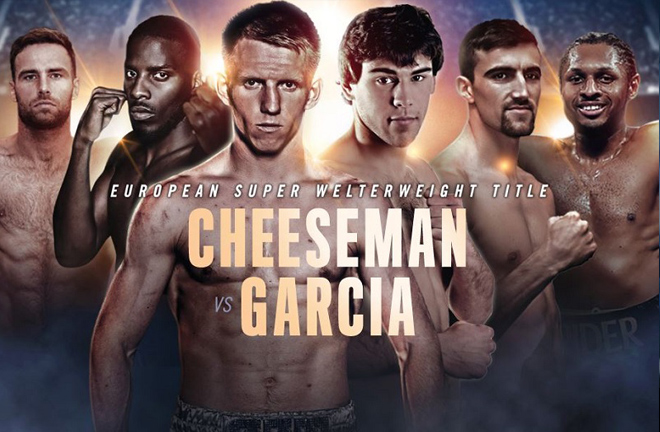 Pro Boxing Fans - Cheeseman-Garcia Undercard Previews & Predictions. Photo Credit: Star Boxing