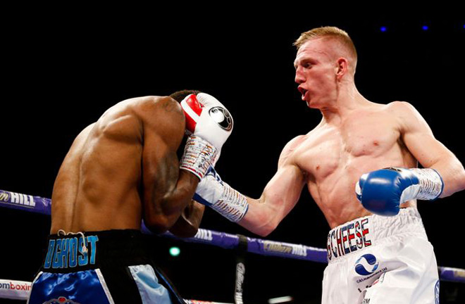 Cheeseman hopes to add the European Title to his British Belt. Photo Credit: Sky Sports