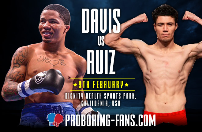 Pro Boxing Fans - Davis vs. Ruiz Big Fight Preview & Prediction.