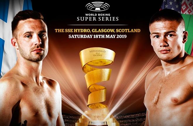 Taylor-Baranchyk WBSS Semi-Final & IBF World Championship set for Glasgow, 18 May. Photo Credit: WBSS