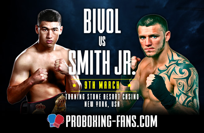 Bivol vs. Smith Jr. – Big Fight Preview & Prediction.