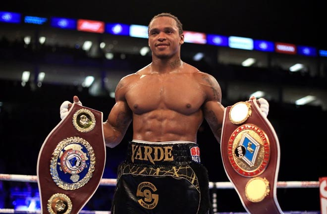 Anthony Yarde takes on Travis Reeves on March 8. Photo Credit: ESPN