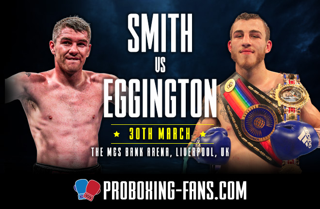 Pro Boxing Fans - Smith v Eggington Big Fight Preview & Prediction.