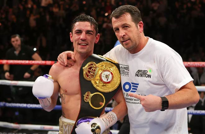 Crolla: This is the biggest fight of my career. Credit: Sky Sports