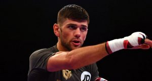 Joe Cordina is aiming for a World title shot within his next three fights. Photo Credit: Sky Sports