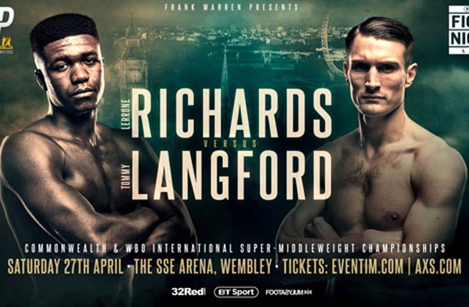 Dubois v Lartey - Undercard Preview & Predictions. Credit: Frank Warren