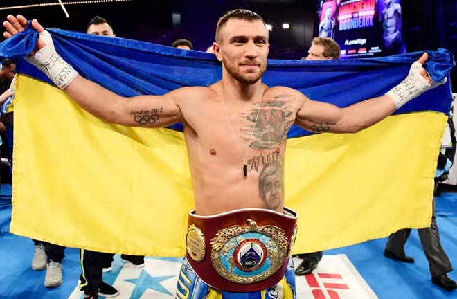 Lomachenko aims to unify all titles. Credit: The Independent