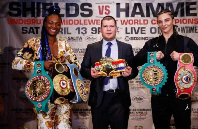 Shields v Hammer – Big Fight Preview & Prediction. Credit: Boxing News 24