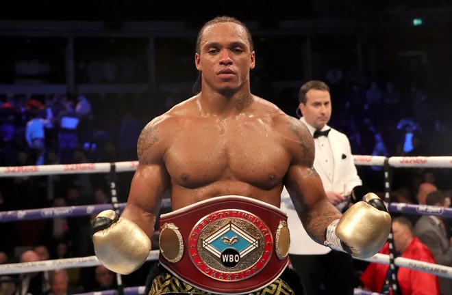 Anthony Yarde is looking for huge fights in 2020 Credit: Bad Left Hook