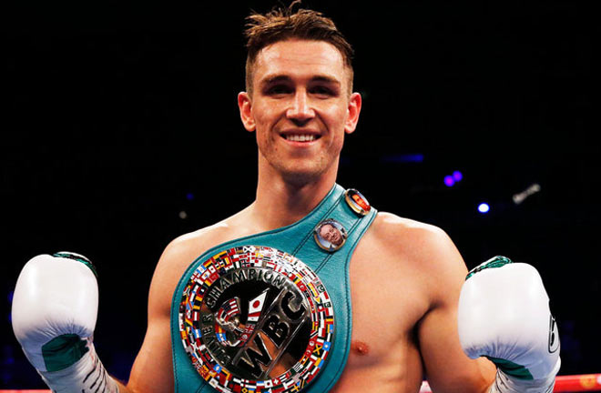 Callum Smith must impress in New York. Credit: Sky Sports