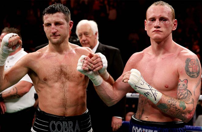Is Froch v Groves III Really A Possibility? Credit: Fortitude Magazine