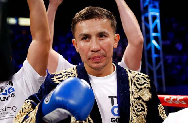 Gennadiy Golovkin makes up our Top Five Fighters of the Decade. Credit: HBO.com