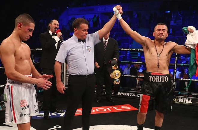 JD NXTGEN: Gill Stunned, Wood Dominates In KO Win. Credit: Yahoo Sport UK