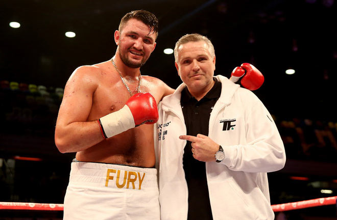 Fury v Norrad - Big Fight Preview & Prediction. Credit: Matchroom Boxing