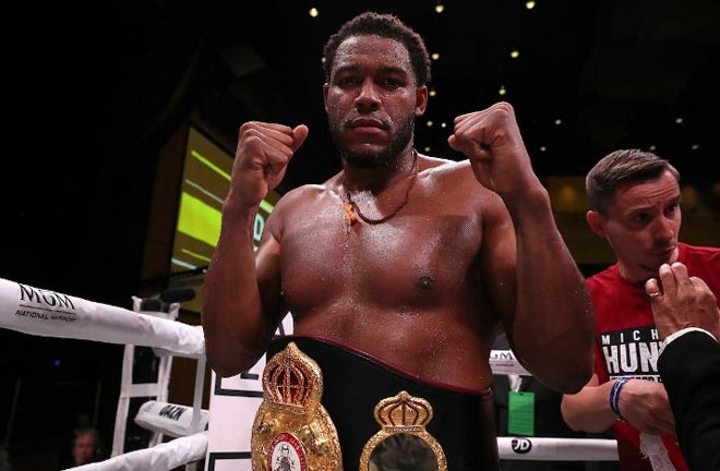 Michael Hunter. Credit: BoxingScene