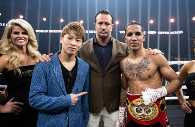 Rodriquez: I will shut a lot of mouths once I beat Inoue. Credit: Boxing Scene