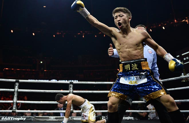 Moloney is closing in on a shot at unified World champion Naoya Inoue Photo Credit: Bad Left Hook