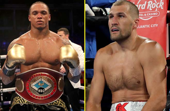 Yarde-Kovalev is very close to being made. Credit: talkSport