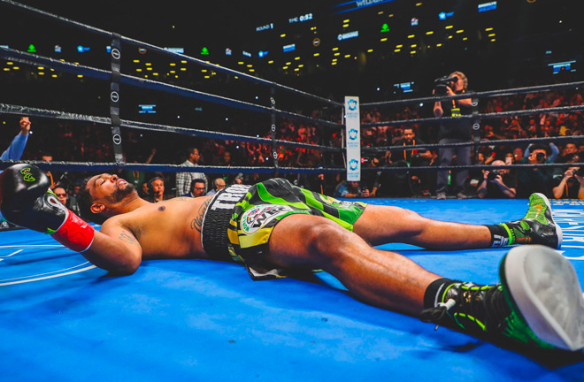 Dominic Breazeale is also set to return in 2020 after his devastating defeat to Wilder