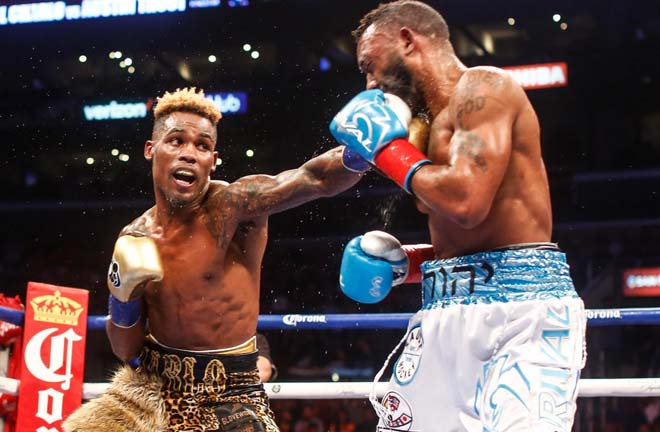 Jermell Charlo takes on Jorge Cota at Mandalay Bay Events Center on June 23rd. Credit: Premier Boxing Champions