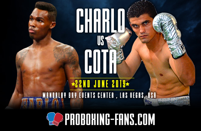 Charlo vs. Cota – Big Fight Preview & Undercard.