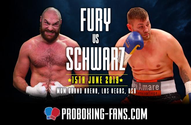 Tyson Fury vs. Tom Schwarz – Big Fight Preview & Prediction.