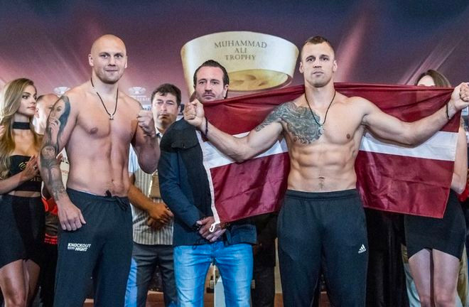 Mairis Briedis (25-1, 18 KOs) takes on former world champion Krzysztof Glowacki (31-1, 19 KOs).