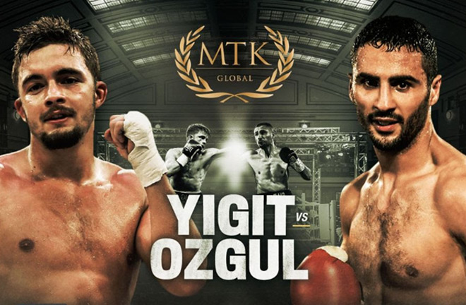 World title challenger Anthony Yigit (23-1-1, 8 KOs) will meet Siar Ozgul (15-3, 3 KOs) at the #MTKFightNight on June 28 at York Hall in London, on ESPN+.