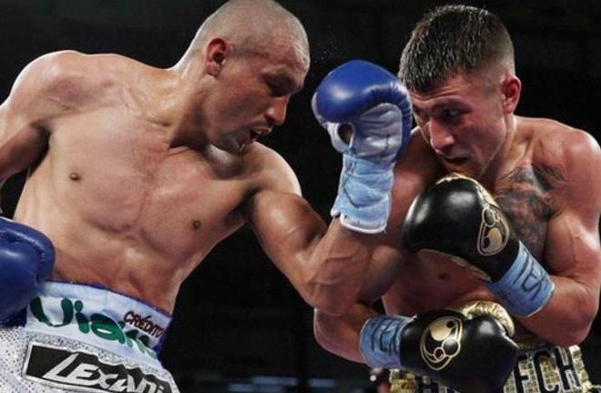 Sole Pro Defeat - Lomachenko against Mexican Orlando Salido.