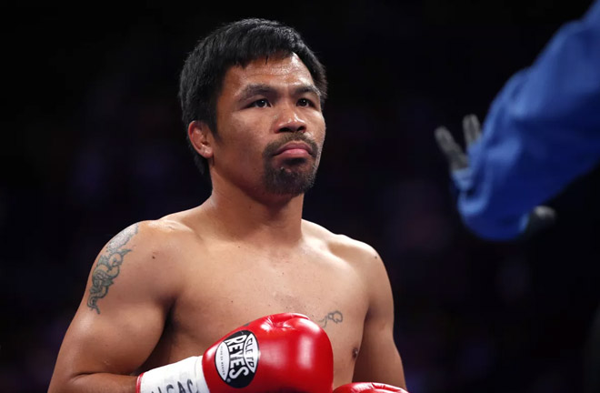 Manny Pacquiao. Photo Credit: Bad Left Hook