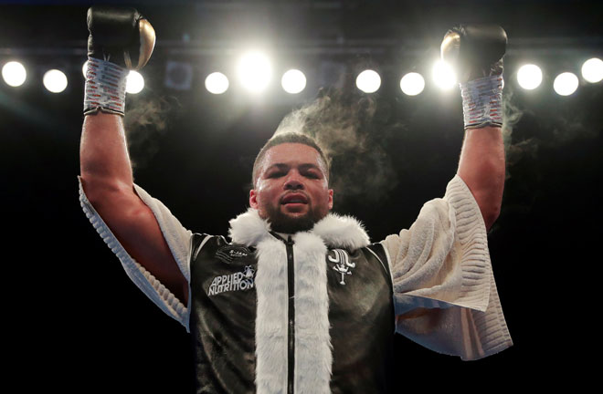 Joe Joyce looks set to challenge British champion, Daniel Dubois. Photo Credit: Frank Warren