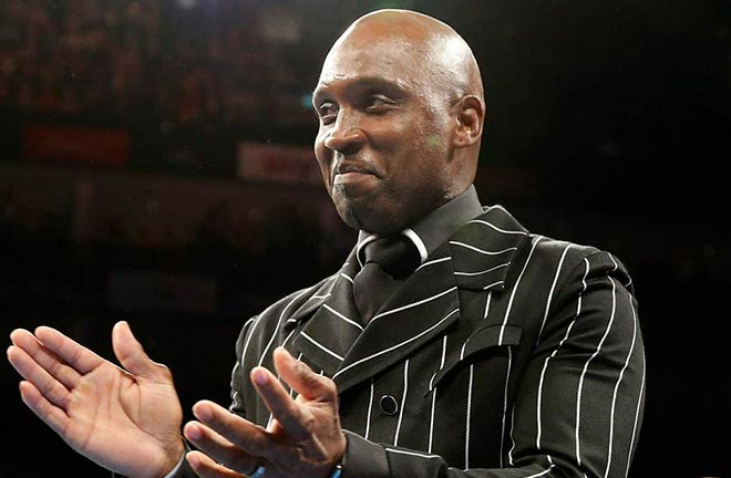 Nigel Benn - The Craziest of All Comebacks? Credit: The Independent