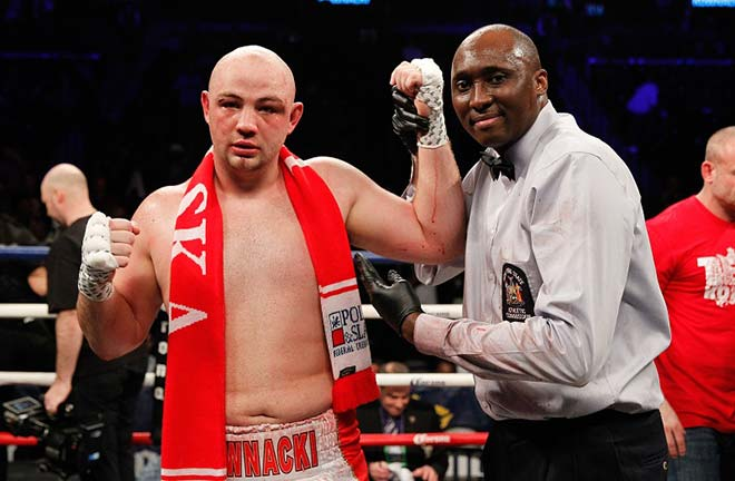 Kownacki is unbeaten in 20 fights Credit: World Boxing News