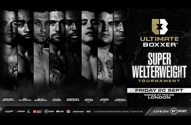 Ultimate Boxxer - Super Welterweights Preview and Predictions. Credit: Ultimate Boxxer