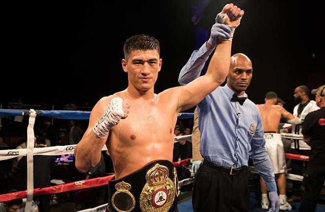 WBA light heavyweight champion Dmitry Bivol defends belt against Lenin Castillo. Credit: SundayPuncher