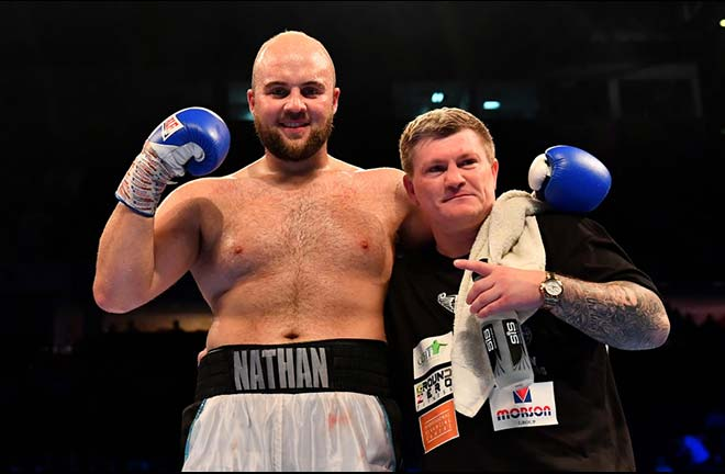 Nathan Gorman hasn't fought since the Daniel Dubois Defeat. Photo Credit: talkSPORT