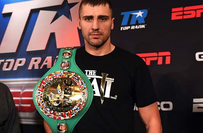 Gvozdyk is confident he will be too strong for Beterbiev. Credit: Boxing News 24