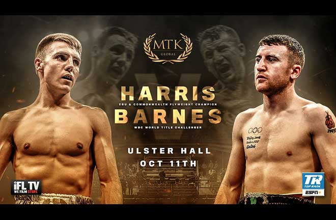MTK Fight Night, Belfast - Previews & Predictions. Credit: MTK Global