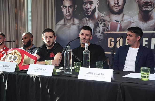 Golden Contract Final Press Conference Quotes. Credit: MTK Global