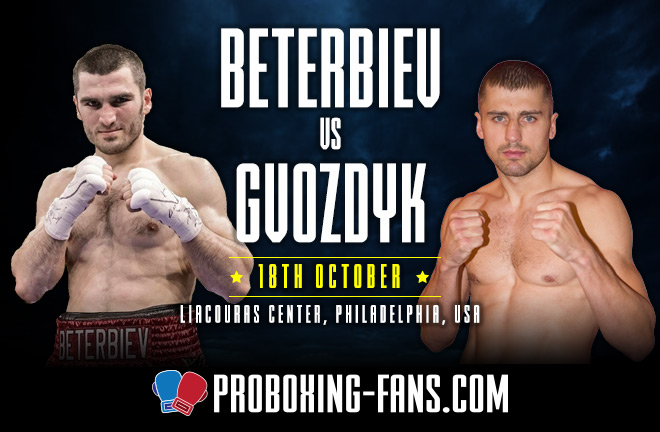 Gvozdyk vs Beterbiev – Big Fight Preview & Prediction.