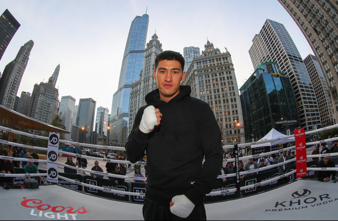 Dmitry Bivol has his sight sets on making history as the WBA Light-Heavyweight champion targeting unification fights in 2020.