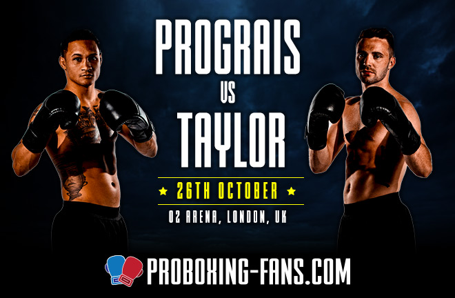 Ali Trophy - Regis Prograis vs Josh Taylor - Big Fight Preview & Prediction